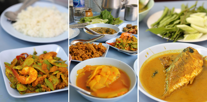 Spicy Southern Thai Food