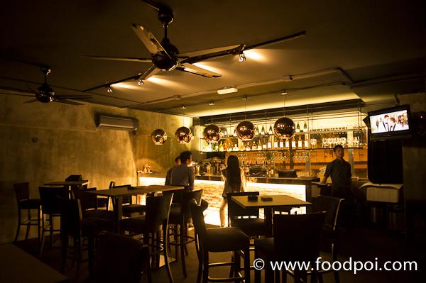 mezza 9 restaurant and bar, desa sri hartamas  food point  ~ Backofen Restaurant Sri Hartamas