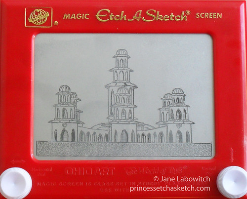 temple of transition etch a sketch