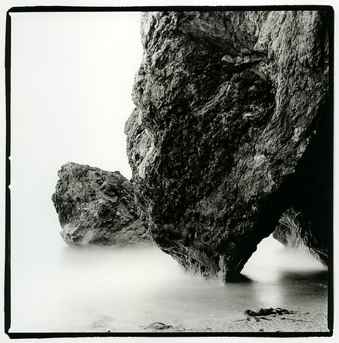 ireland dublin tower beach bay co portrane