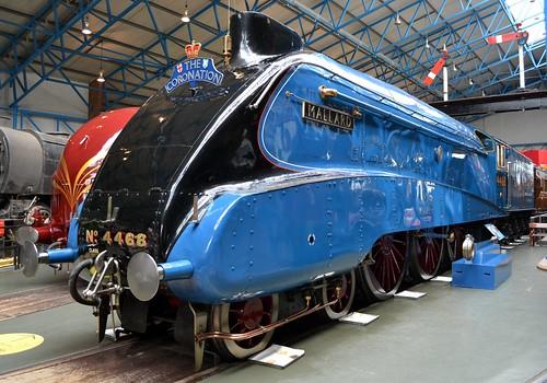 Class A4, 4468 'Mallard'