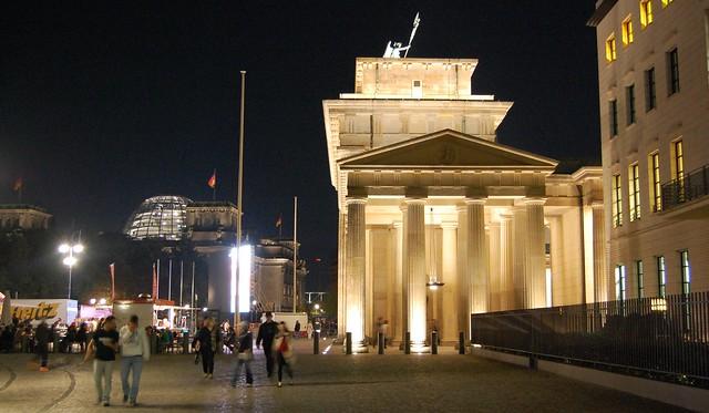 Berlim - Parlamento Alemão