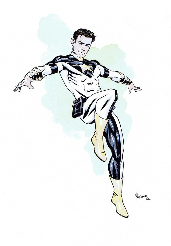 Star Boy by Mike McKone