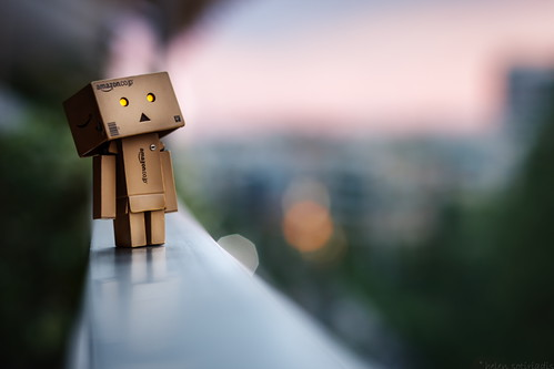 danbo contemplates athens