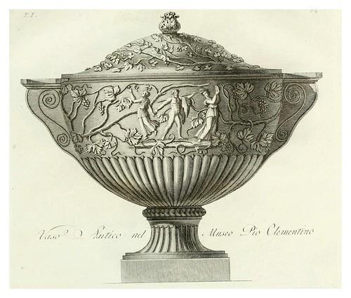 002-Manuale di varj ornamenti componenti la serie de' vasj antichi…Vol 1-1740-Carlo Antonini