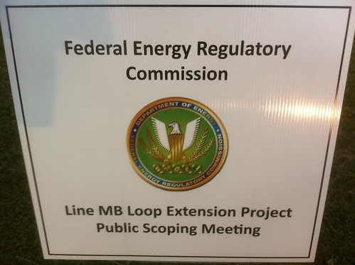 FERC Public Scoping Meeting