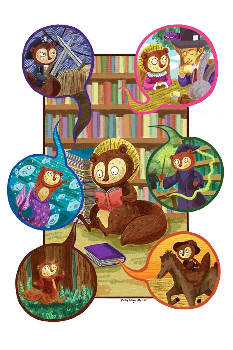 Escape into the World of Books