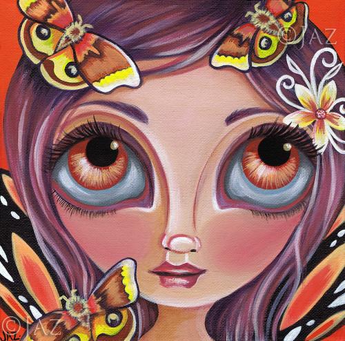 Io Moth Fairy