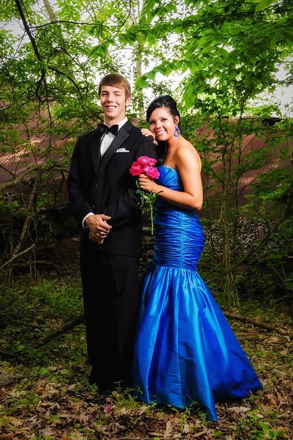 Presley & Dean - Prom 2012