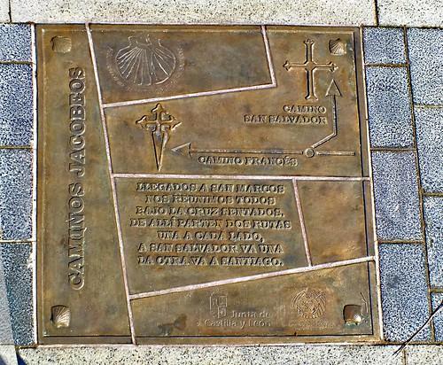 Caminos de peregrinación en León