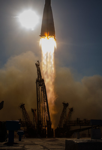 Expedition 31 Soyuz Launch (201205150046HQ)