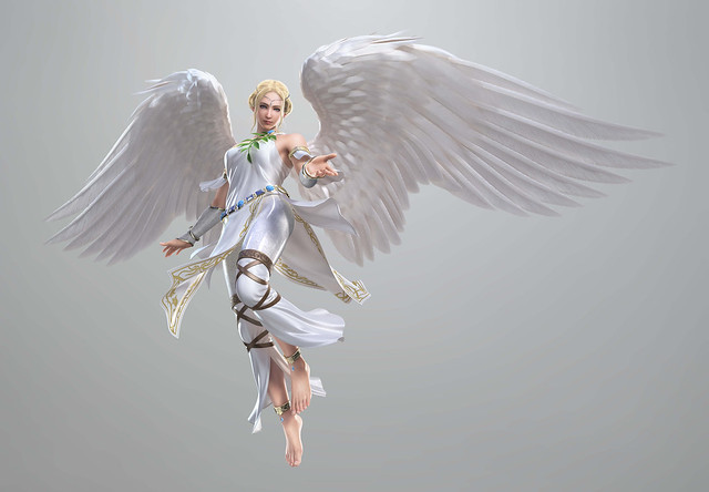 Tekken TAG Tournament 2 Angel