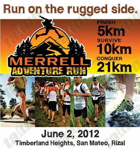 Merrell Adventure Run 2012