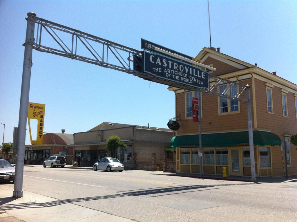 Castroville Monterey County California Tripcarta