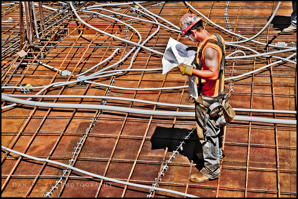 construction site instruction template