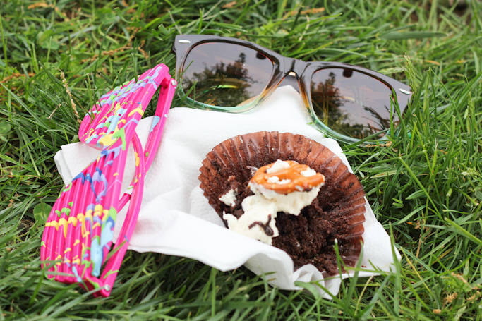 cupcakes and sunglasses