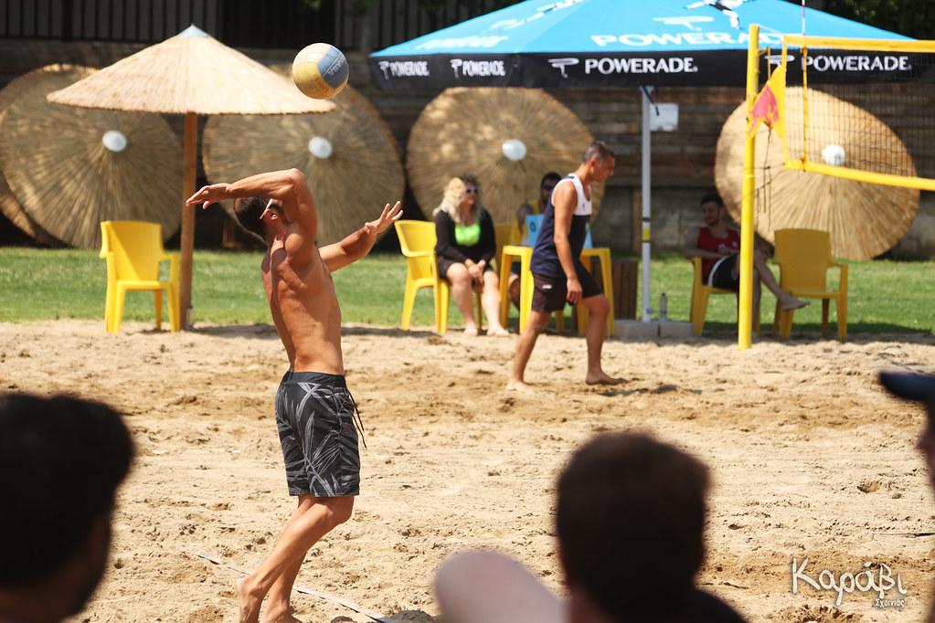 Τουρνουά Beach Volley 20/5/2012