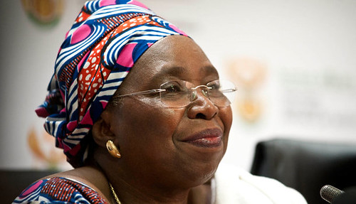 Republic of South Africa Minister of Homes Affairs Nkosazana Dlamini-Zuma. She has taken over the African Union Commission Chair in Addis Ababa, Ethiopia. by Pan-African News Wire File Photos
