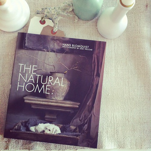 The Natural Home by Stylist & Author Hans Blomquist