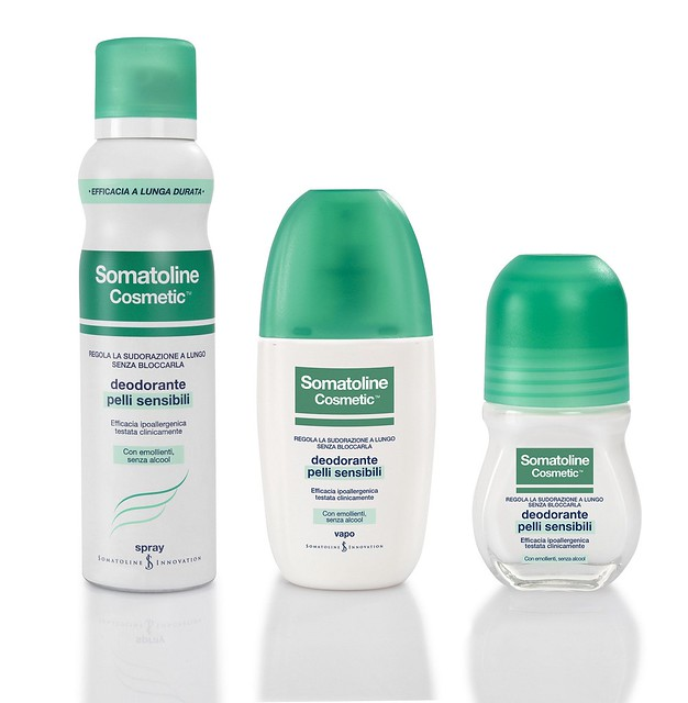 Somatoline Cosmetic Deodorante Pelli Sensibili_Linea