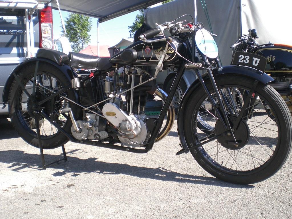 Sarolea 23U 1928 500cc OHV