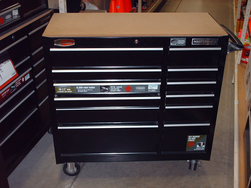 Tool chest review - Sears, Tractor Supply, Lowes, Home Depot