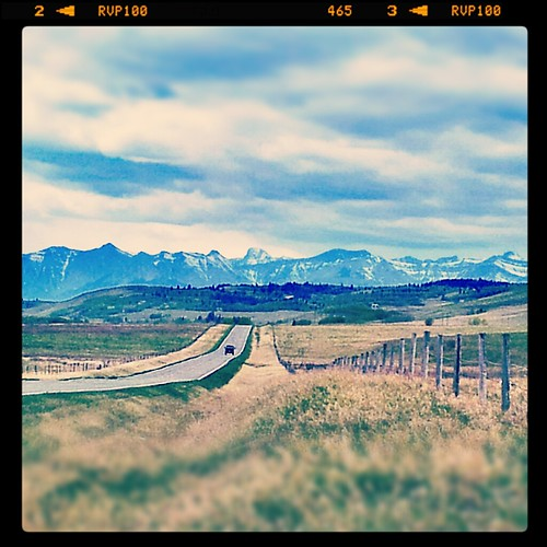 Alberta Mountians by Yvette's Photos