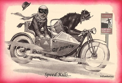 SPEED KILLS by Colonel Flick