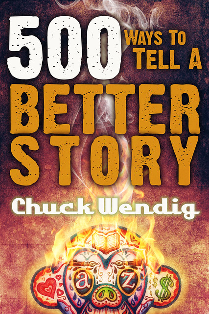 Fresh Outta The Oven: 500 Ways To Tell A Better Story
