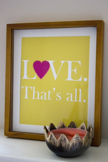 Love Thats All by Color Hug