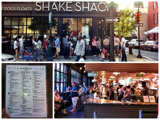 Shake Shack, Philadelphia