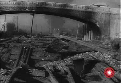 Podul de piatra de la Gara de Sud din Ploiesti