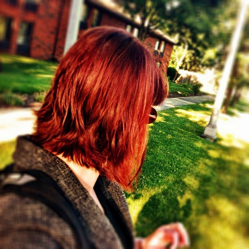 Red hair by The Shutterbug Eye™