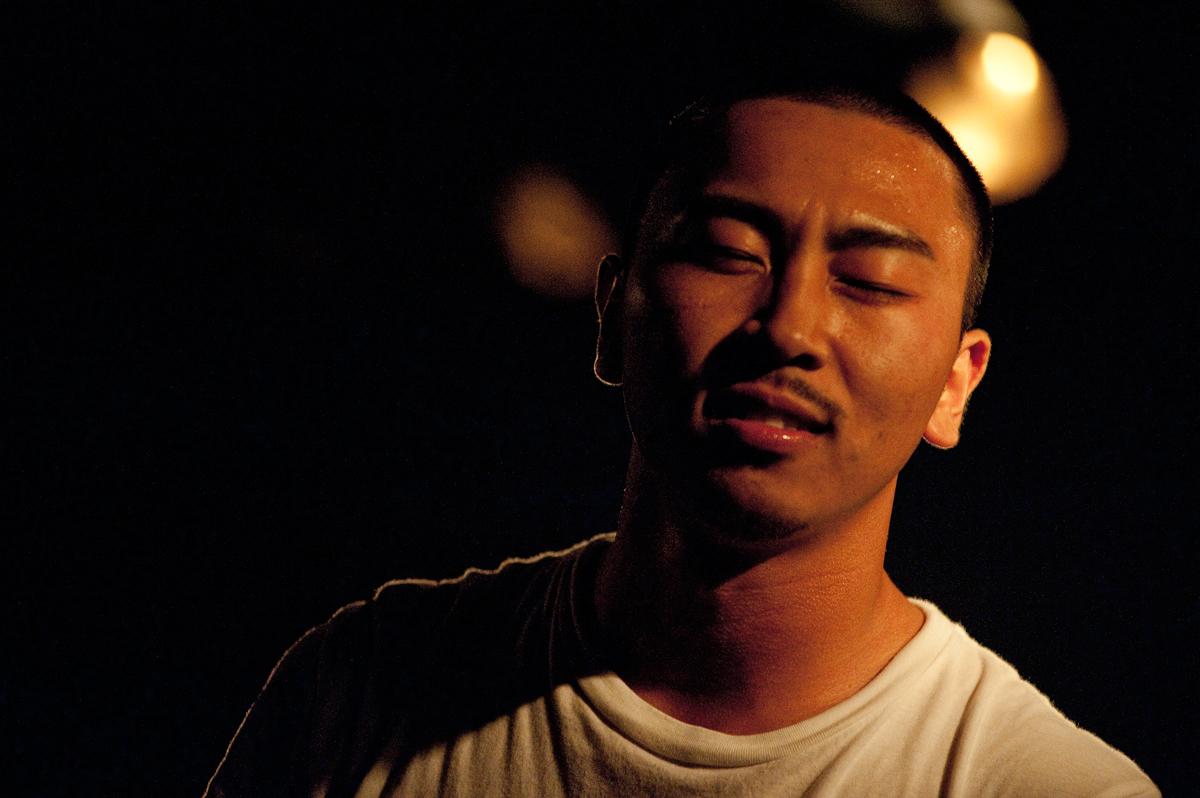 田我流 2012-06-09田我流「B級映画のように2」リリースパーティ@甲府Kazoo hall