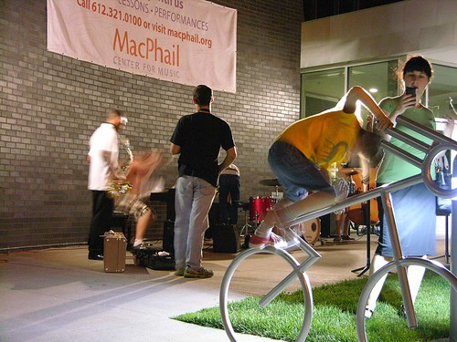 2012 Northern Spark bike discovery