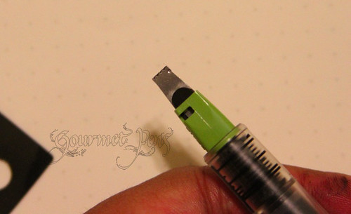 Gourmet Pens Review Pilot Parallel Calligraphy Pens 1 5