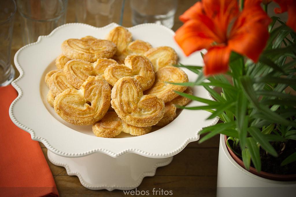 Receta palmeritas video webos fritos - Como hacer pimientos verdes fritos ...