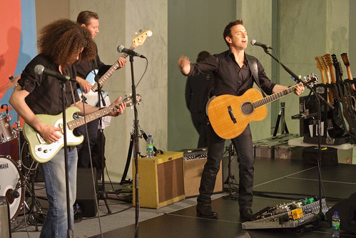 Colin James Band, First Canadian Place, Toronto