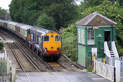 Whitchurch to Canterbury Railtour June 16th 2012