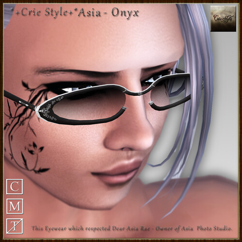 *+Crie Style+* Asia - Onyx