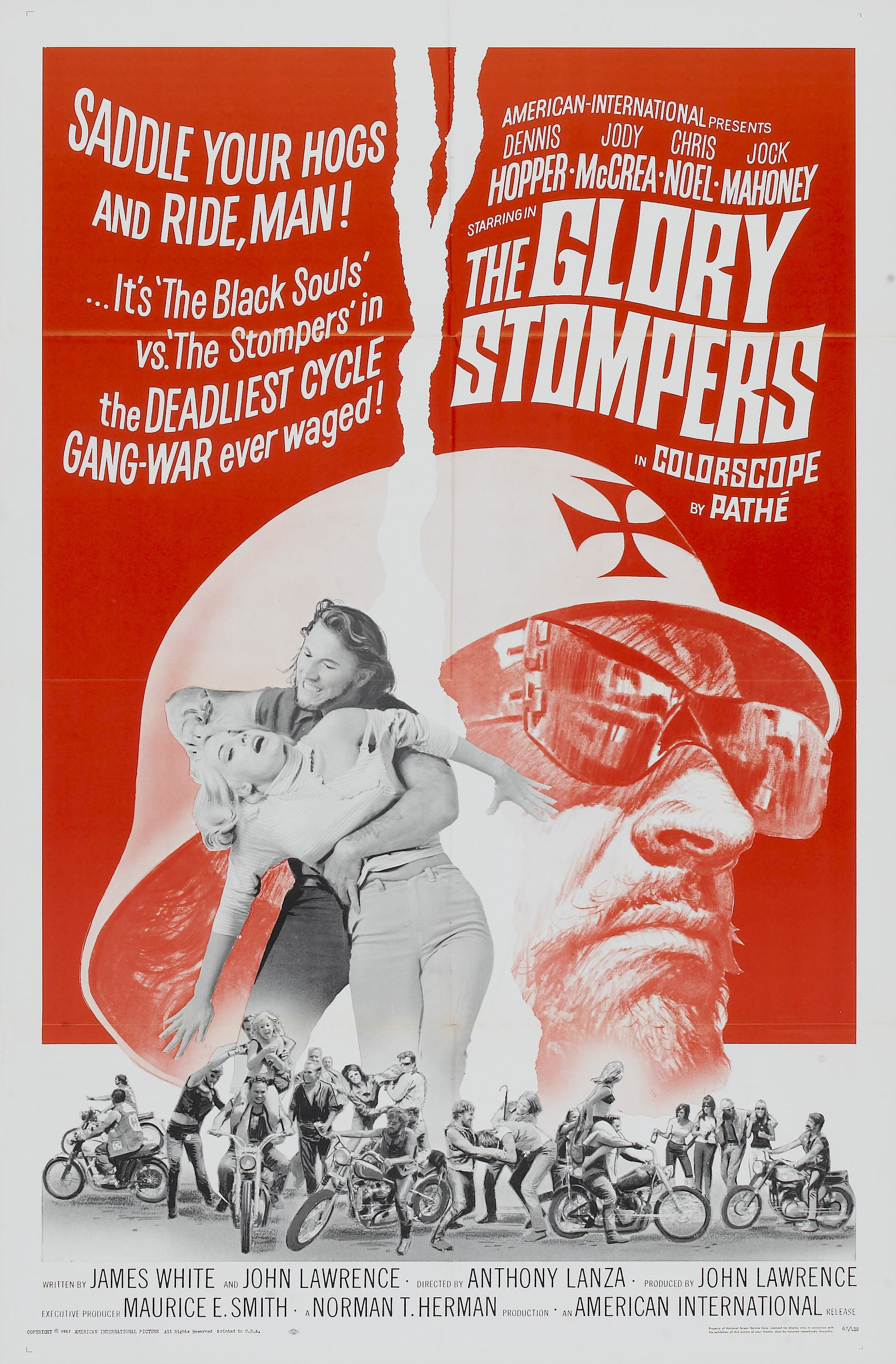 The Glory Stompers (1968)