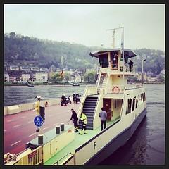 Rheinfähre Loreley