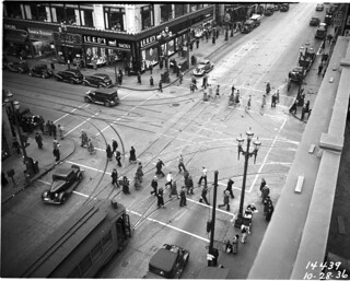 3rd and Pike, 1936