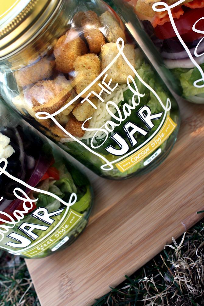 Salad Jar 3