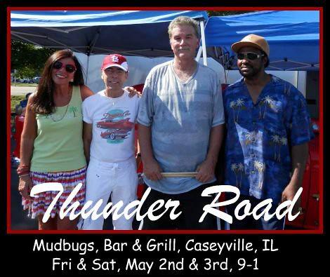 Thunder Road 5-2, 5-3-14