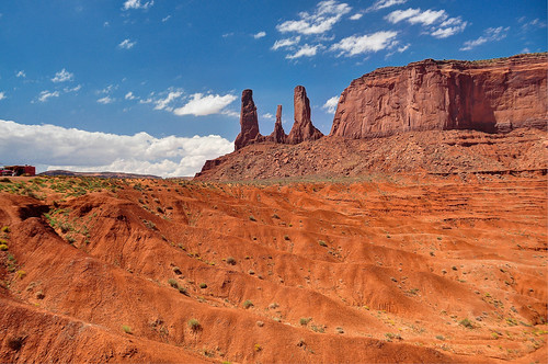 Fascinating Monument Valley