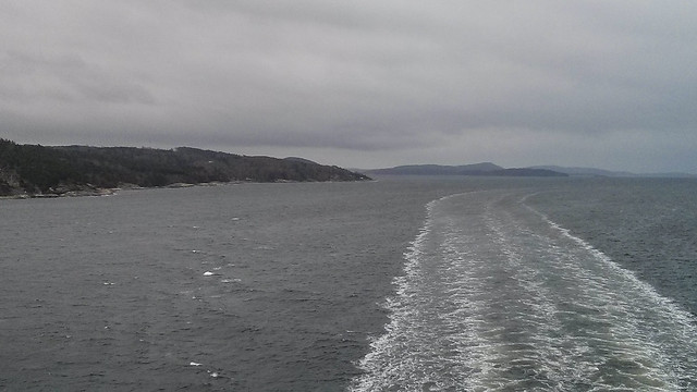 Kiel - Oslo - Kiel mit Color Line Cruises auf der Color Magic