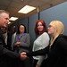 Governor McAuliffe Visits the Department of Human Resource Management