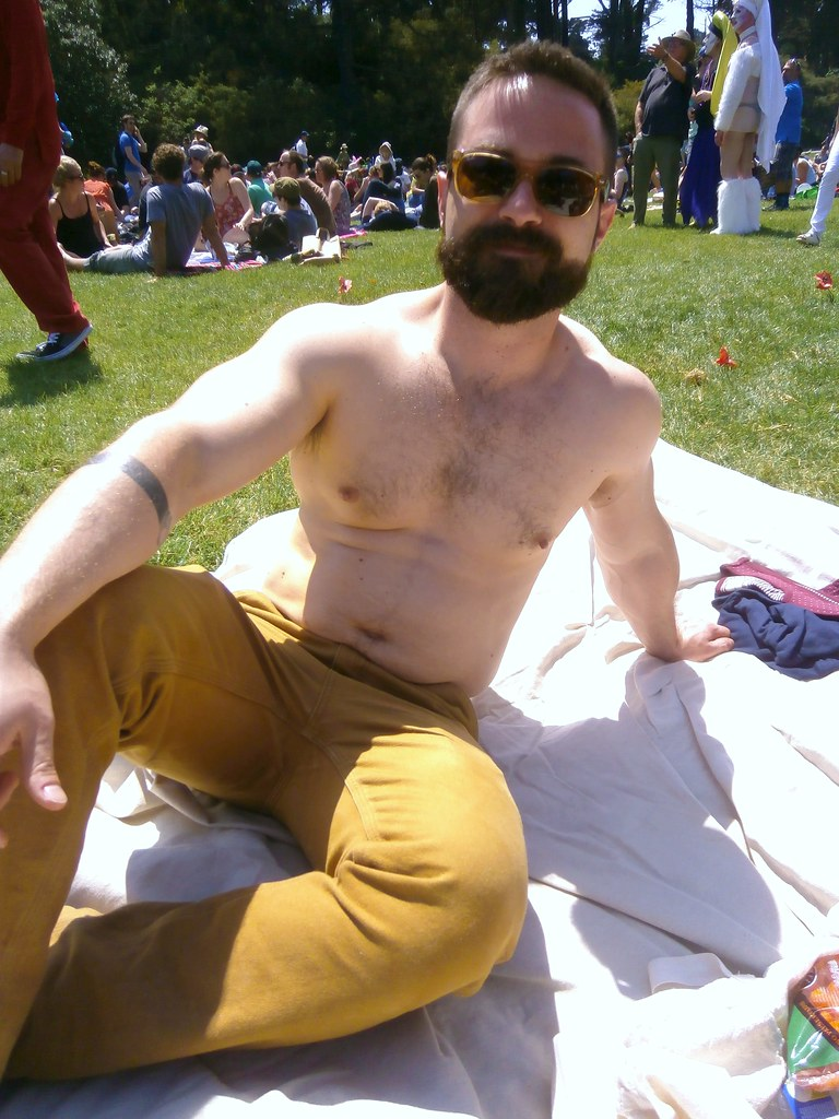 AWESOME HUNKY BEARD at the Sisters of Perpetual Indulgence 212