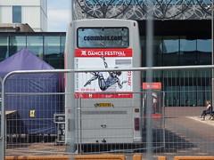 International Dance Festival 2016 Birmingham - bus